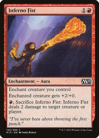 Inferno Fist [Magic 2015] | Gamers Paradise