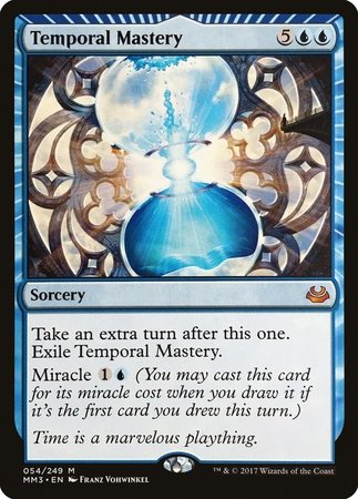 Temporal Mastery [Modern Masters 2017] | Gamers Paradise
