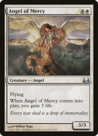 Angel of Mercy [Duel Decks: Divine vs. Demonic] | Gamers Paradise