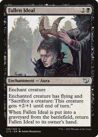 Fallen Ideal [Commander 2015] | Gamers Paradise