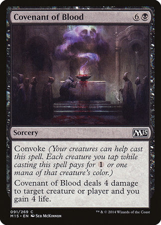 Covenant of Blood [Magic 2015] | Gamers Paradise