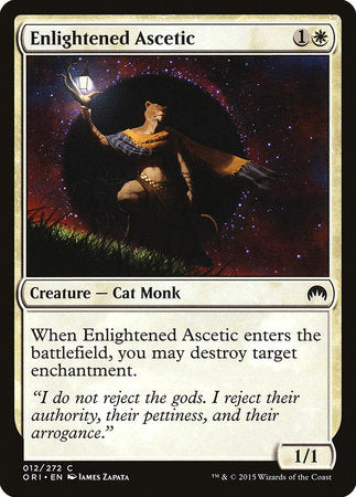 Enlightened Ascetic [Magic Origins] | Gamers Paradise
