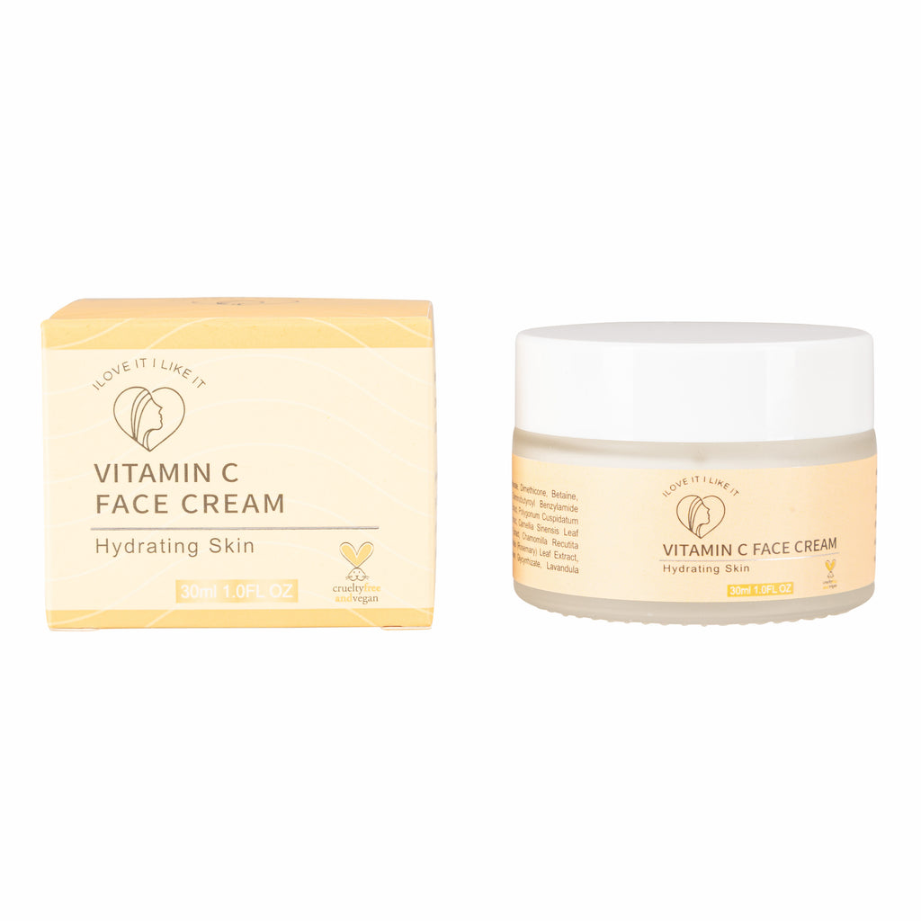 Vitamin C Cream - I LOVE IT I LIKE IT