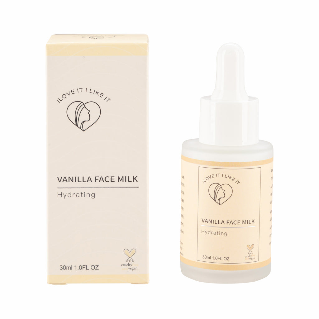 Vanilla Face Milk - I LOVE IT I LIKE IT