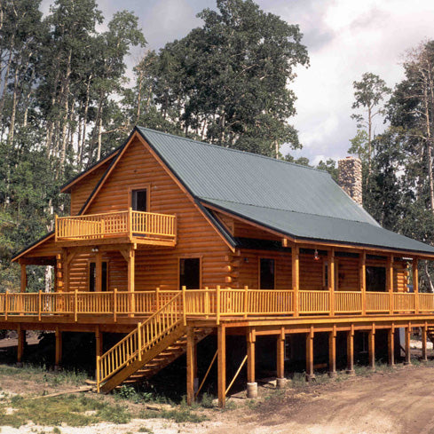 Manufacturer Of Log Homes And Cabin Kits