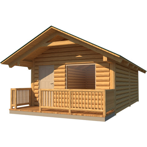 16' BaseCamp Cabins - Starting at $20,999.00