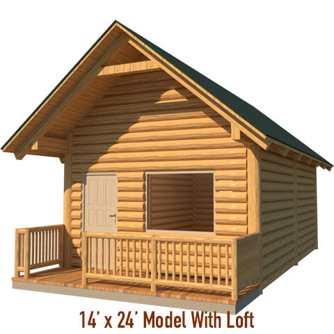 14' BaseCamp Cabins - Starting at $18,999.00