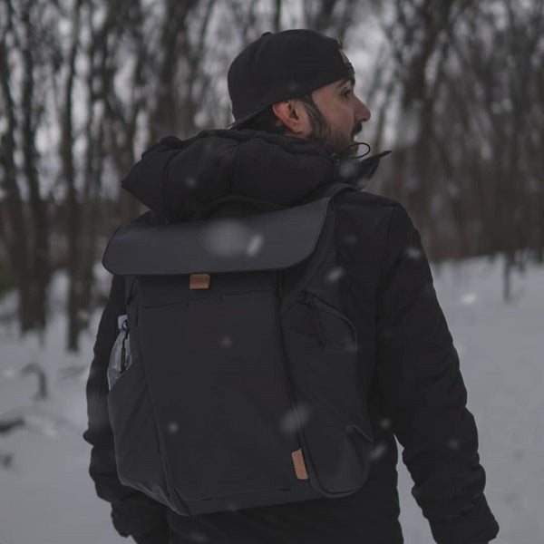 Waterproof OneGo backpack for travel