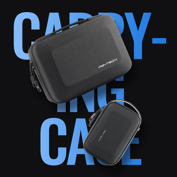Mini carrying case for GoPro
