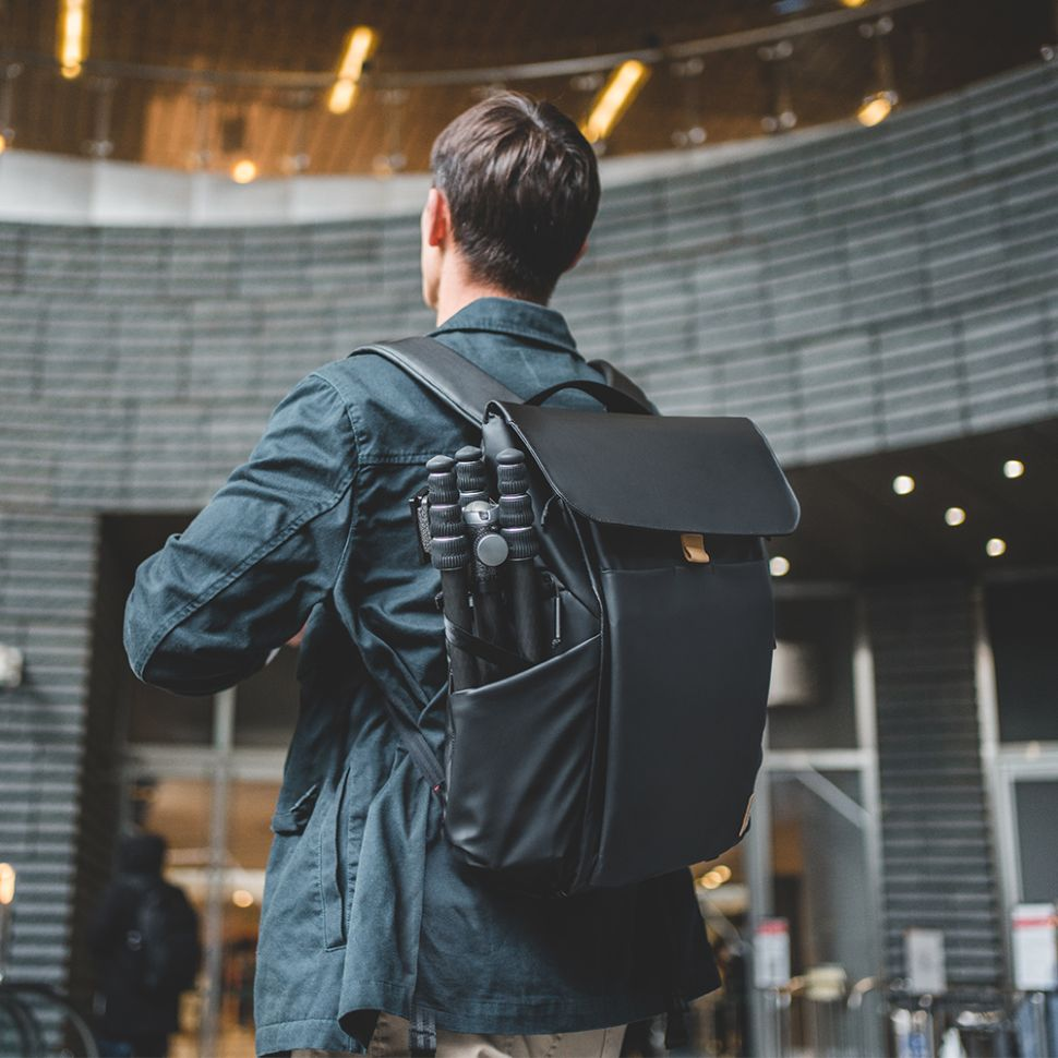 OneGo Backpack: stylish for professionals wherever, whenever