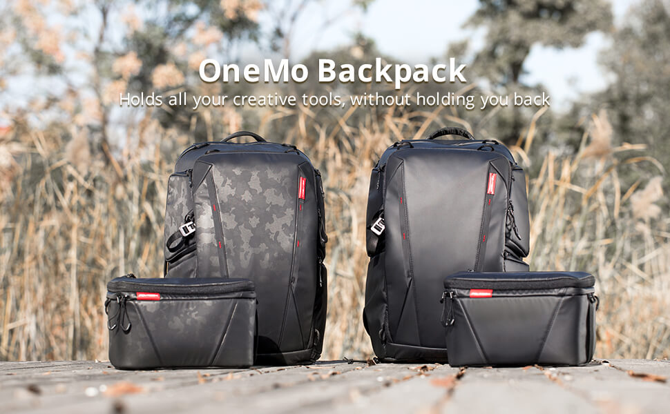 Onemo Backpack banner