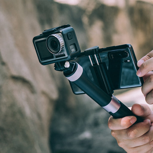Hand Grip & Tripod for Action Camera