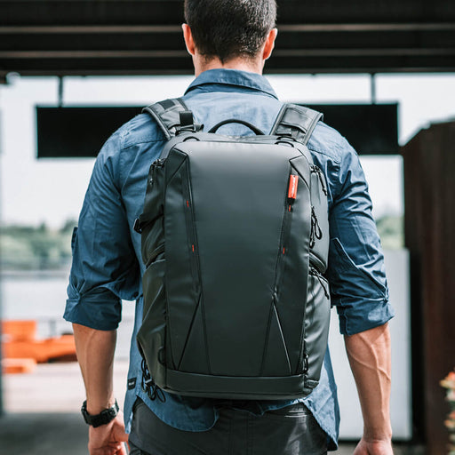 OneMo Backpack 25L+Shoulder Bag (Twilight Black) & (Olivine Camo)