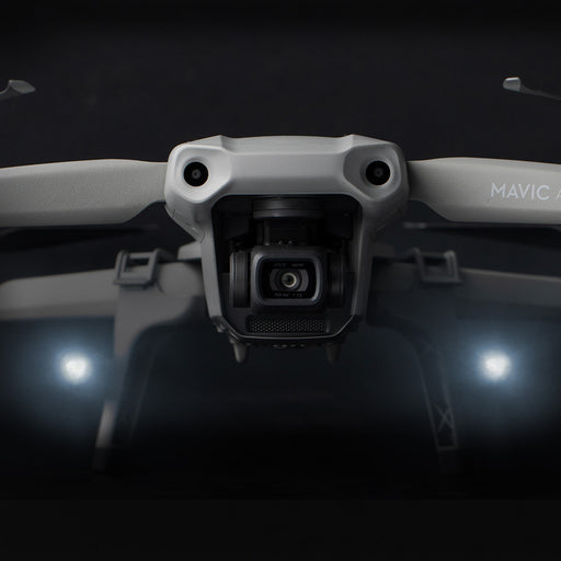 Mavic Air 2 Landing Gear Extensions LED Headlamp Set