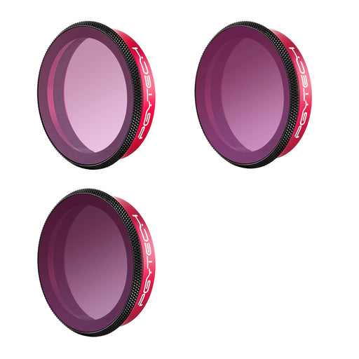 Gradient Set filter (ND8-GR  ND16-4 ND32-8) for OSMO Action Filter