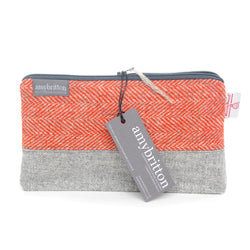 Harris Tweed® Wash Bag