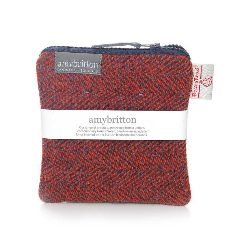 Sunset Harris Tweed® Medium Purse