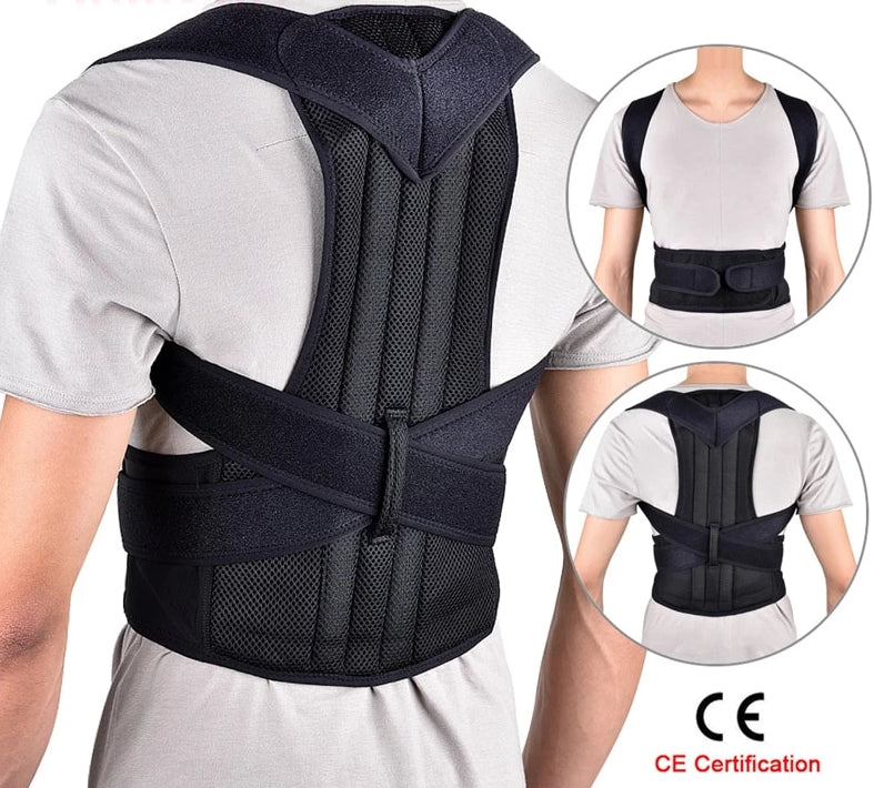 Back and Shoulder Posture Corrector Kit