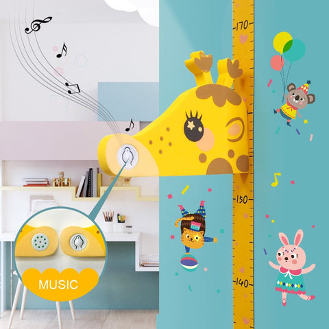 Wall Stickers Measure
