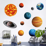 Solar System Wall Sticker