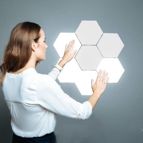Lamp Touch Wall