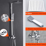 Mixer Faucet Wall Shower
