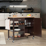 Kitchen Island Trolley
