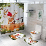 Bathroom Christmas Set