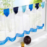 Colorful  Window Curtain