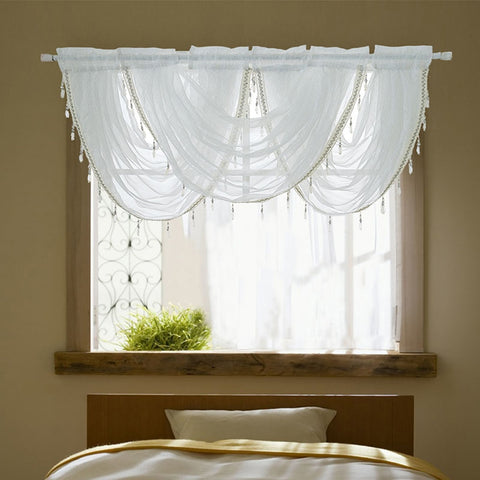 Waterfall  Window Curtain