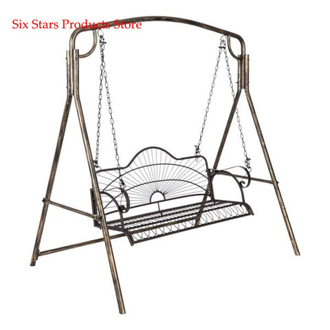 Iron Swing Chair