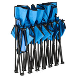 Six Folding Chairs