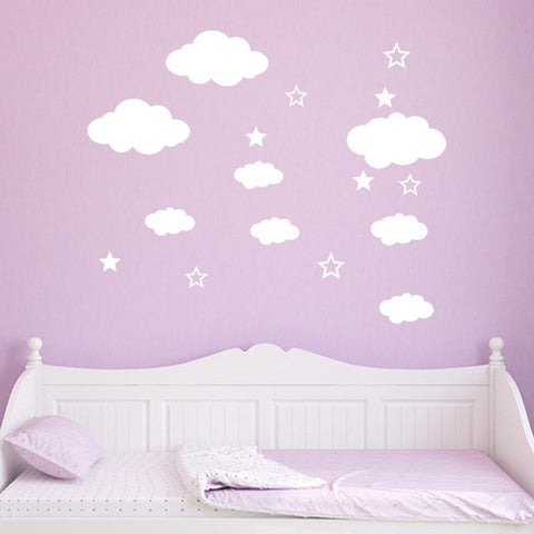 Clouds Wall Decals