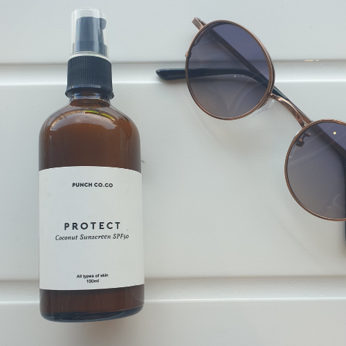 Protect Sunscreen - SPF 50 - Punch co.co