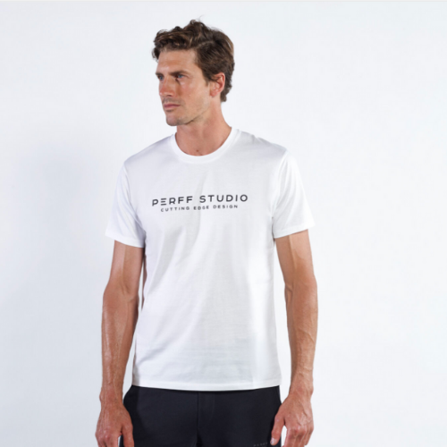 T-shirt - Signature - Club - White - PS
