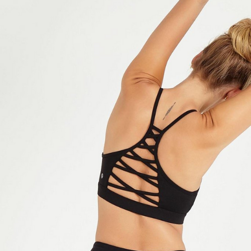 Sports Bra - Criss Cross - Dharma Bums