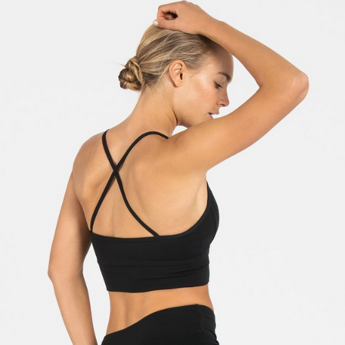 Sports Crop Bra - Ellis - Dharma Bums