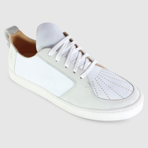 Argan Low Max Herre - White - EKN
