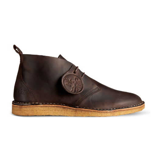 Max Herre Brown Leather - EKN