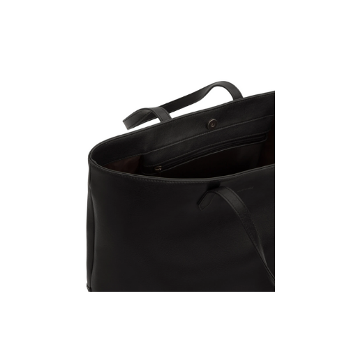 SCHLEPP-VINTAGE Tote Back - Black - Matt & Nat