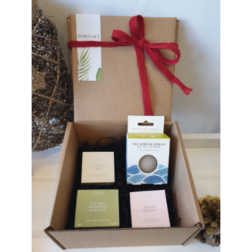 Gift pack - Plastic Free - Bath Time - C&I