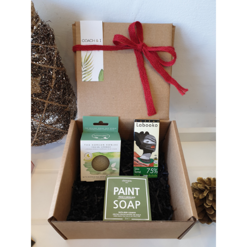Gift packs - Green Clay