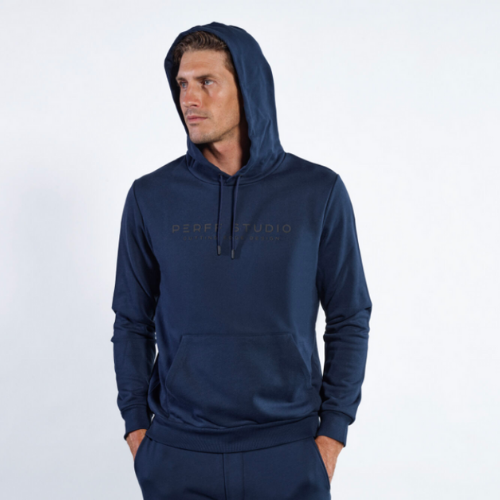 Hoodie - Signature - Club - Blue - PS