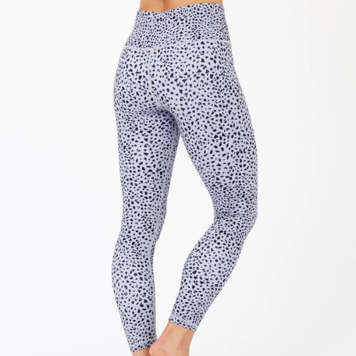 Full Length Legging - Wild Thing High Waist - Born Nouli