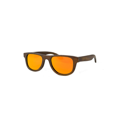 Sunglasses - WAYFARER – MURIELO ORANGE MIRROR - TFW