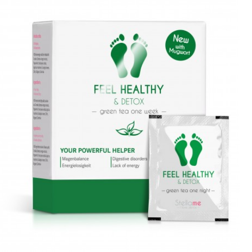 Footpads - Feel Healthy & Detox -Stellame