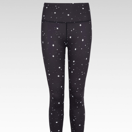 Supernova High Waisted Full Length Legging - Born Nouli