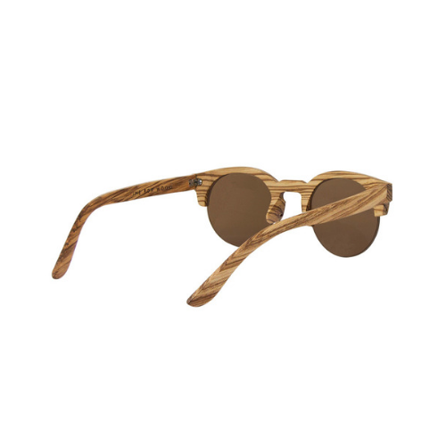 Sunglasses - TERRA – ZEBRAWOOD - Time for Wood