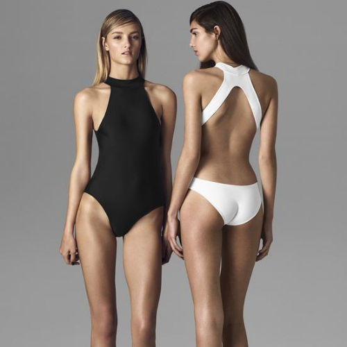 Olympic  One Piece - White