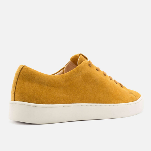 OAK LOW - Ocra suede EKN